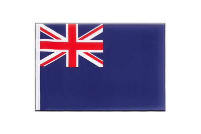 Little Flag United Kingdom Naval Blue Ensign 1659 - 6x9""
