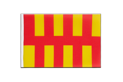 Little Flag Northumberland - 6x9""