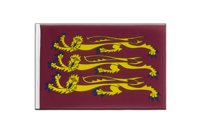 Fanion drapeau Richard Coeur de Lion 15x22 cm