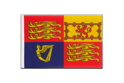 Little Flag Great Britain Royal - 6x9""