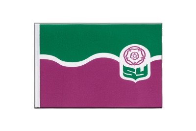 Little Flag South Yorkshire - 6x9""