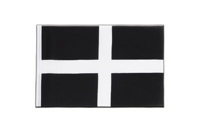 Little St. Piran Cornwall Flag 6x9""