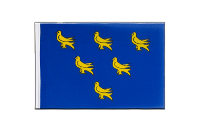Fanion drapeau Sussex 15x22 cm