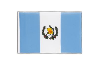 Little Guatemala Flag 6x9""