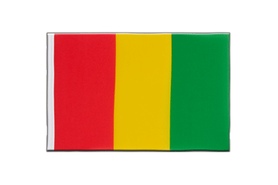 Little Flag Guinea - 6x9""