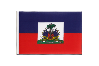 Little Flag Haiti - 6x9""