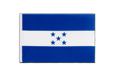 Little Flag Honduras - 6x9""