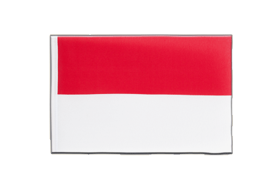 Little Flag Indonesia - 6x9""