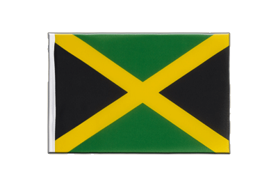 Little Flag Jamaica - 6x9""