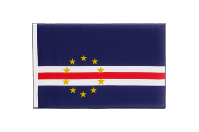 Little Flag Cape Verde - 6x9""