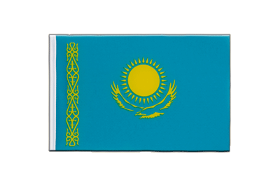 Little Flag Kazakhstan - 6x9""