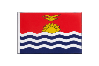 Little Flag Kiribati - 6x9""