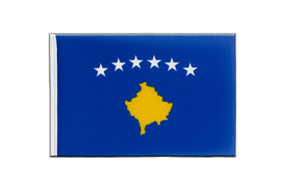Little Flag Kosovo - 6x9""