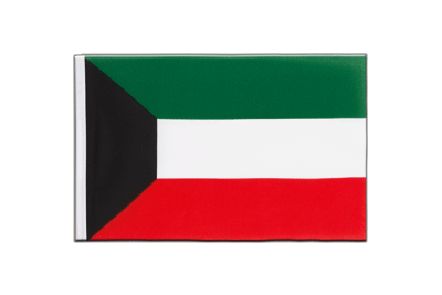 Little Flag Kuwait - 6x9""