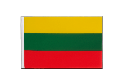 Little Flag Lithuania - 6x9""