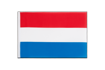 Little Flag Luxembourg - 6x9""