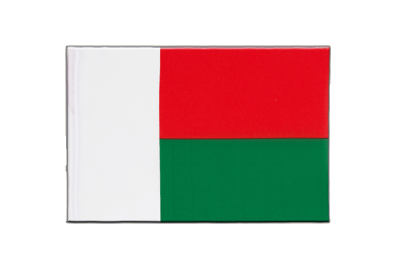 Little Flag Madagascar - 6x9""