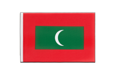 Little Flag Maldives - 6x9""