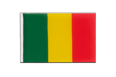 Little Flag Mali - 6x9""