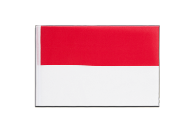 Little Monaco Flag 6x9""