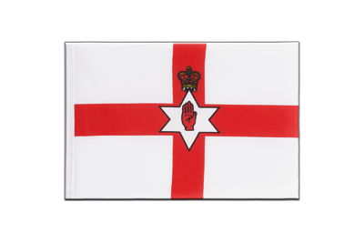 Little Flag Northern Ireland - 6x9""