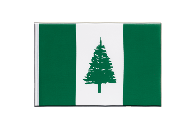 Little Flag Norfolk Islands - 6x9""