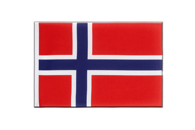 Little Flag Norway - 6x9""