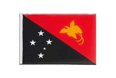Little Flag Papua New Guinea - 6x9""