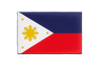 Little Flag Philippines - 6x9""
