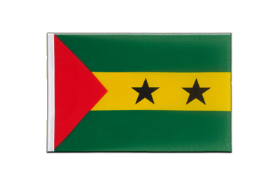 Little Flag Sao Tome and Principe - 6x9""