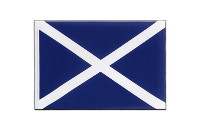 Little Scotland navy Flag 6x9""