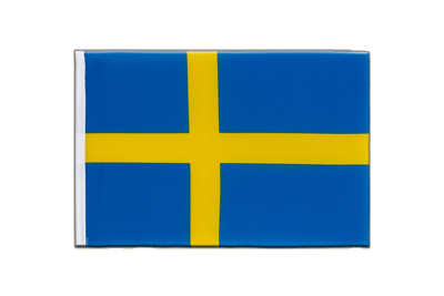 Little Flag Sweden - 6x9""
