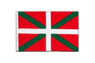 Little Flag Basque country - 6x9""