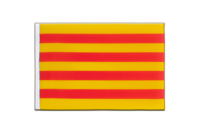Little Flag Catalonia - 6x9""