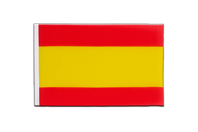 Little Flag Spain without crest - 6x9""