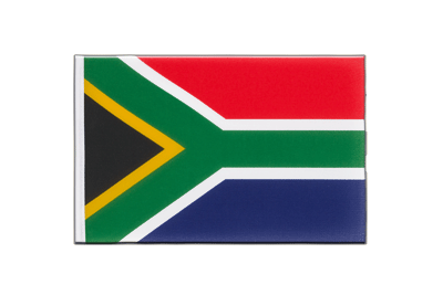 Little Flag South Africa - 6x9""