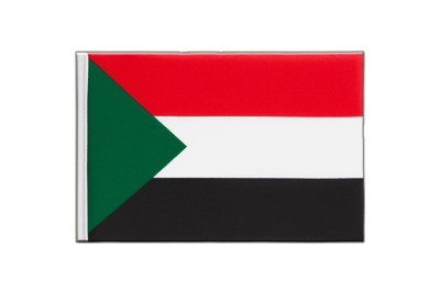 Little Flag Sudan - 6x9""