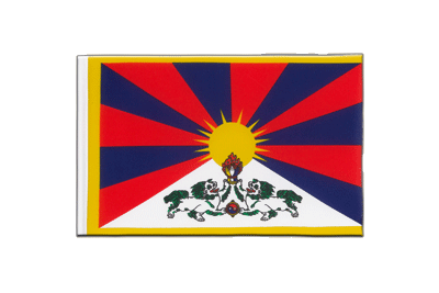 Little Flag Tibet - 6x9""