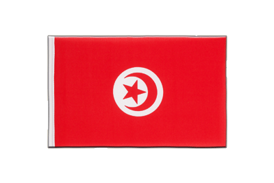 Little Flag Tunisia - 6x9""