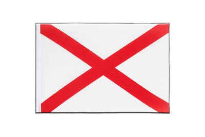 Alabama Mini Flag - 6x9""
