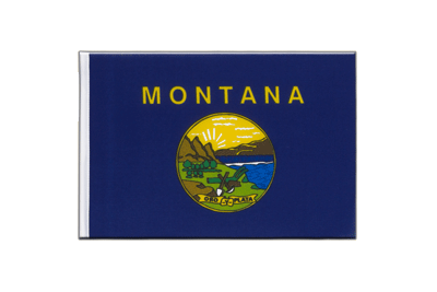 Little Flag Montana - 6x9""