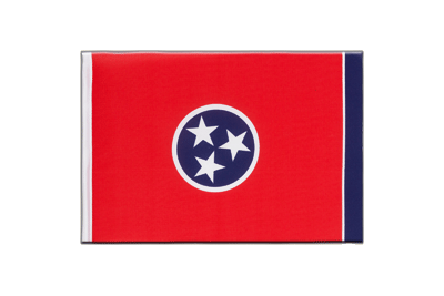 Little Flag Tennessee - 6x9""
