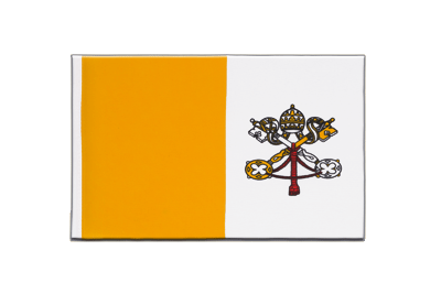 Little Flag Vatican - 6x9""