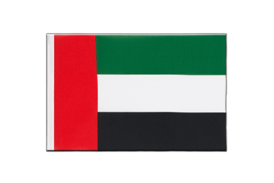 Little Flag United Arab Emirates - 6x9""