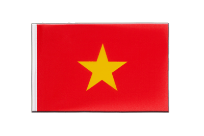 Little Flag Vietnam - 6x9""