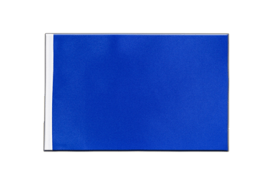 Satin Flag blue - 6x9""