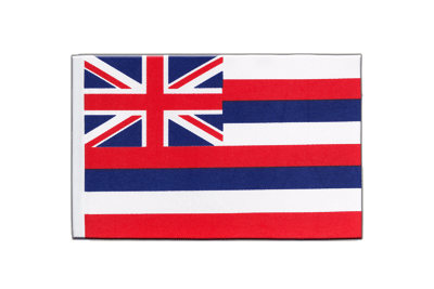 Satin Flag Hawaii - 6x9""