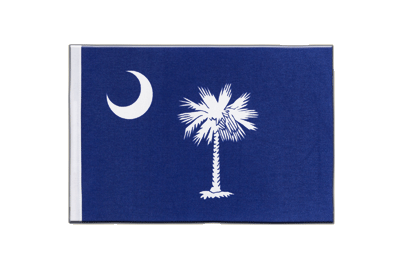 Satin Flag South Carolina - 6x9""