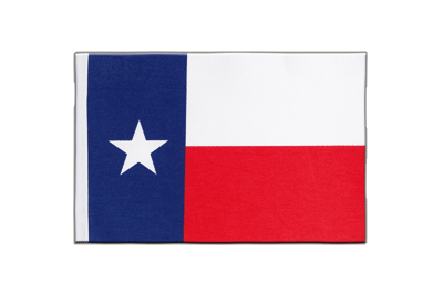 Satin Flag Texas - 6x9""