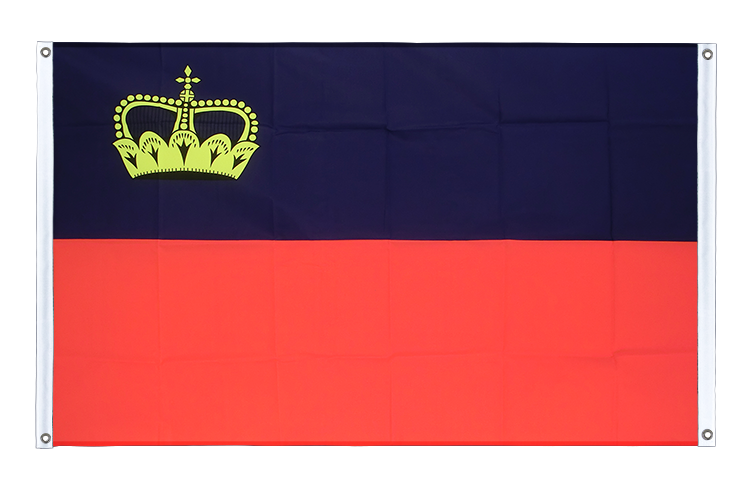 Banner Flag Latvia - 3x5 ft (90x150 cm), landscape